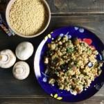 スーパーフードキヌア(キノア)の栄養成分と健康への効果