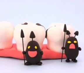 虫歯のイメージ画像