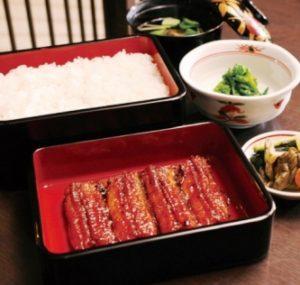 鰻の蒲焼の画像
